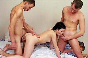 Homemade crazy orgy movie, part 3