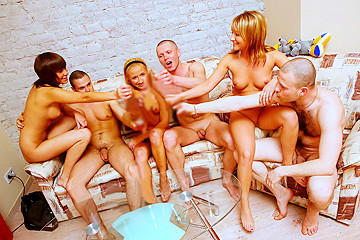 Real fucking video from a sex party, part 6